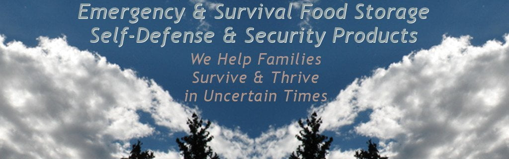 emergency survival self-defense & security banner